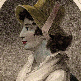 A portrait of Anna Laetitia Barbauld